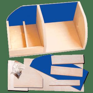 DIY RAK BUKU SERBAGUNA - ITS Educational Supplies Sdn Bhd