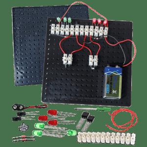 PENGHASILAN PROJEK ELEKTRONIK 6 LED - ITS Educational Supplies