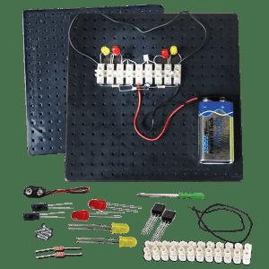 PENGHASILAN PROJEK PENGELIP ELEKTRONIK - ITS Educational Supplies