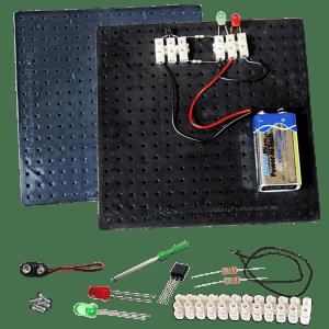 PENGHASILAN PROJEK ELEKTRONIK TRANSISTOR - ITS Educational Supplies