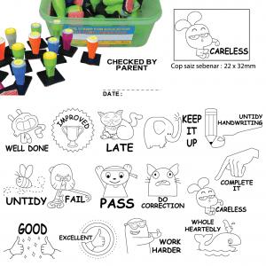 COP GURU (BI)(16 PCS) - ITS Educational Supplies Sdn Bhd