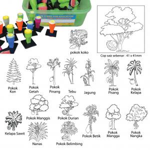 COP PELBAGAI JENIS POKOK - ITS Educational Supplies Sdn Bhd