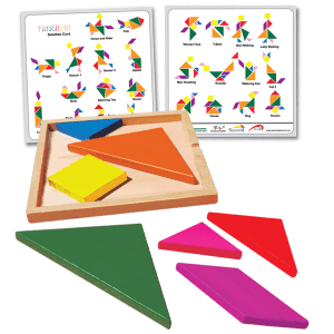 COLOURED TANGRAM - ITS Educational Supplies Sdn Bhd