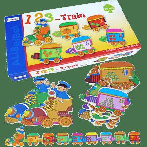 123-KERETAPI (29 PCS) - ITS Educational Supplies Sdn Bhd