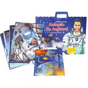 CARTA MALAYSIA KE ANGKASA - ITS Educational Supplies Sdn Bhd