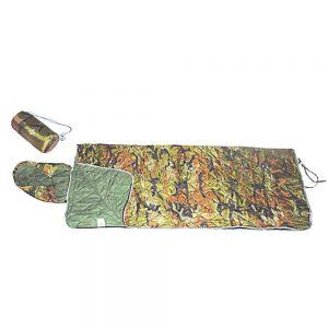 CAMOUFLAGE SLEEPING BAG - ITS Educational Supplies Sdn Bhd