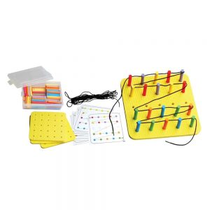 PEG BOARD SET - ITS Educational Supplies Sdn Bhd