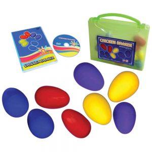 CHICKEN SHAKER SET (BI/BC) - ITS Educational Supplies Sdn Bhd