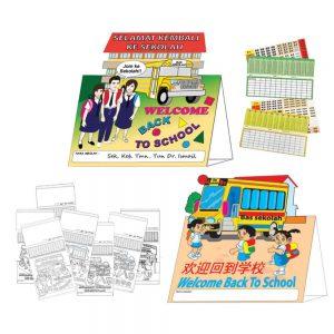 JADUAL DEKORASI DIY - ITS Educational Supplies Sdn Bhd