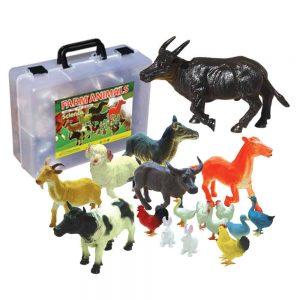 FARM ANIMALS (16 TYPES) - ITS Educational Supplies Sdn Bhd