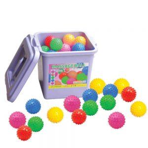 MASSAGE BALLS (40 UNITS) - ITS Educational Supplies Sdn Bhd