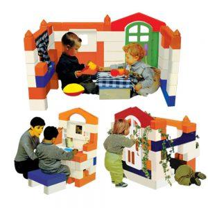 CREATIVE BLOCKS (75PCS) - ITS Educational Supplies Sdn Bhd