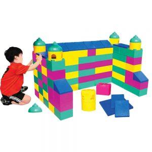 HUGE CASTLE (102 PCS) - ITS Educational Supplies Sdn Bhd