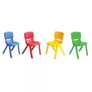 COLOURFUL KIDS CHAIR (TYPE A) - ITS Educational Supplies Sdn Bhd