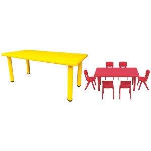 PLASTIC LONG TABLE - ITS Educational Supplies Sdn Bhd
