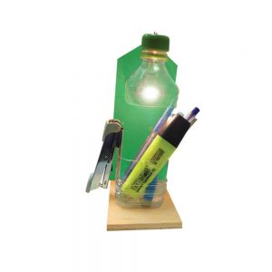 PROJEK MEMBUAT LAMPU DAN PENYIMPANAN ALAT-ALAT TULIS - ITSSB