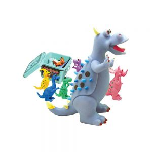 DINOSAUCERS (8 TYPES) - ITS Educational Supplies Sdn Bhd