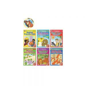 CERITA MORAL KLASIK - SIRI INGGU - ITS Educational Supplies Sdn Bhd