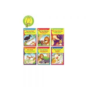 CERITA MORAL KLASIK - CANARY SERIES - ITS Educational Supplies