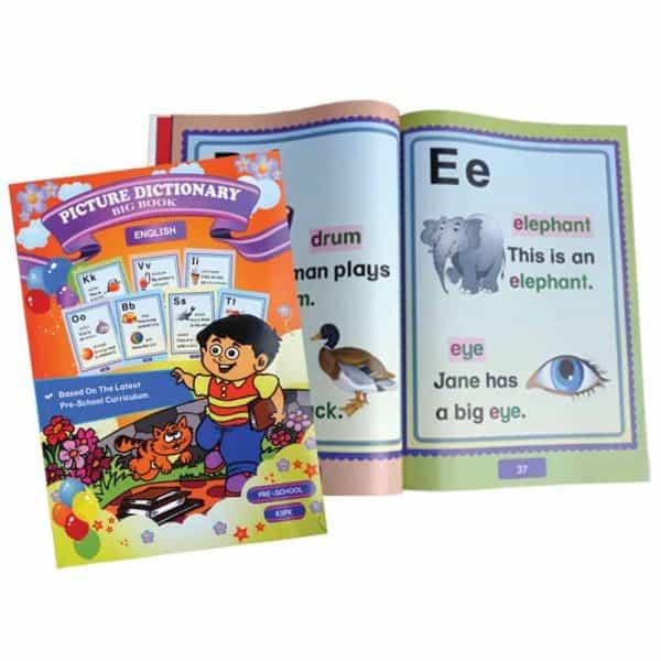 BIG BOOK DICTIONARY (BI) - ITS Educational Supplies
