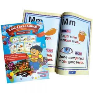 KAMUS BERGAMBAR (BM) - ITS Educational Supplies Sdn Bhd