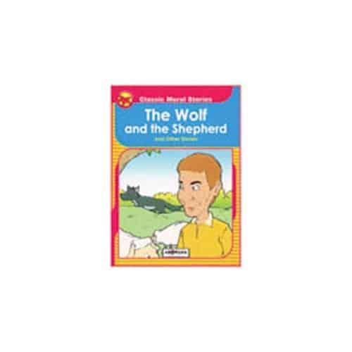 CERITA MORAL KLASIK - THE WOLF AND THE SHEPHERD - ITSSB