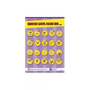 MINDA SIHAT (POSTER) - ITS Educational Supplies Sdn Bhd