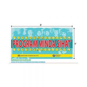 MINDA SIHAT (BANNER) - ITS Educational Supplies Sdn Bhd