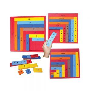 FOAM BERBENTUK NOMBOR BERSAIZ BESAR - ITS Educational Supplies