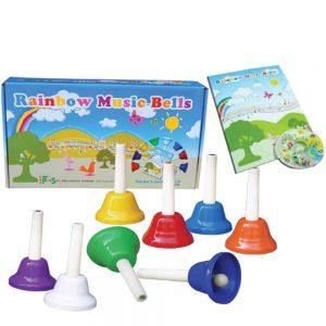 RAINBOW MUSIC BELLS - ITS Educational Supplies Sdn Bhd
