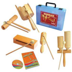 WOODBLOCK SET (BI/BC) - ITS Educational Supplies Sdn Bhd