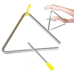 TRIANGLE WITH BEATER - ITS Educational Supplies Sdn Bhd