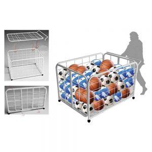 FOLDABLE BALL RACK - ITS Educational Supplies Sdn Bhd