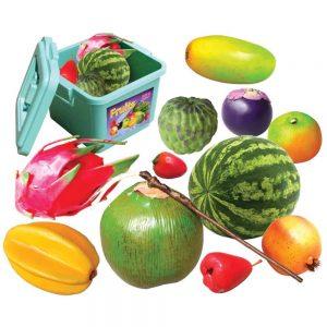 FRUITS (SET B)(SET OF 11) - ITS Educational Supplies Sdn Bhd