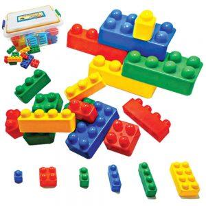 CREATIVE ROUND BRICKS - ITS Educational Supplies Sdn Bhd