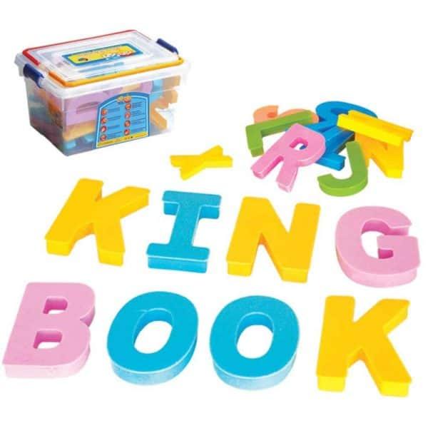 3D JUMBO ALPHABET - ITS Educational Supplies Sdn Bhd