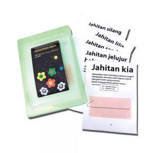 MENGENAL ASAS JAHITAN - ITS Educational Supplies Sdn Bhd