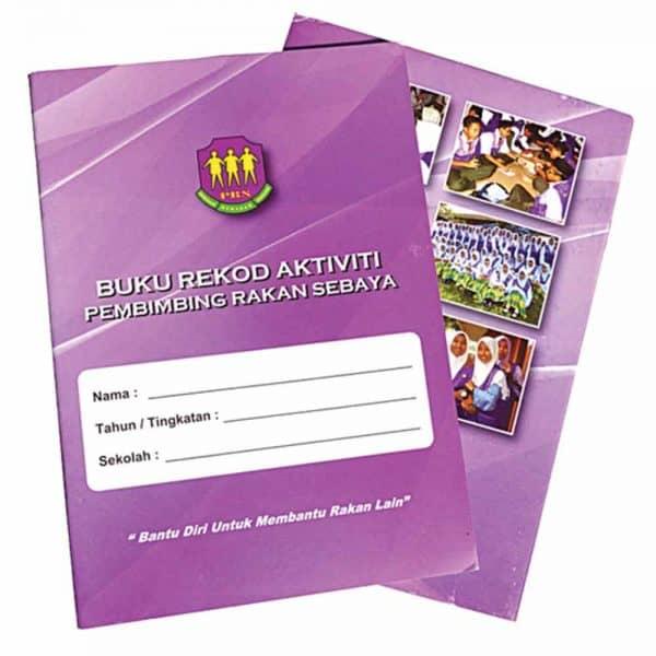 BUKU REKOD AKTIVITI PRS - ITS Educational Supplies Sdn Bhd