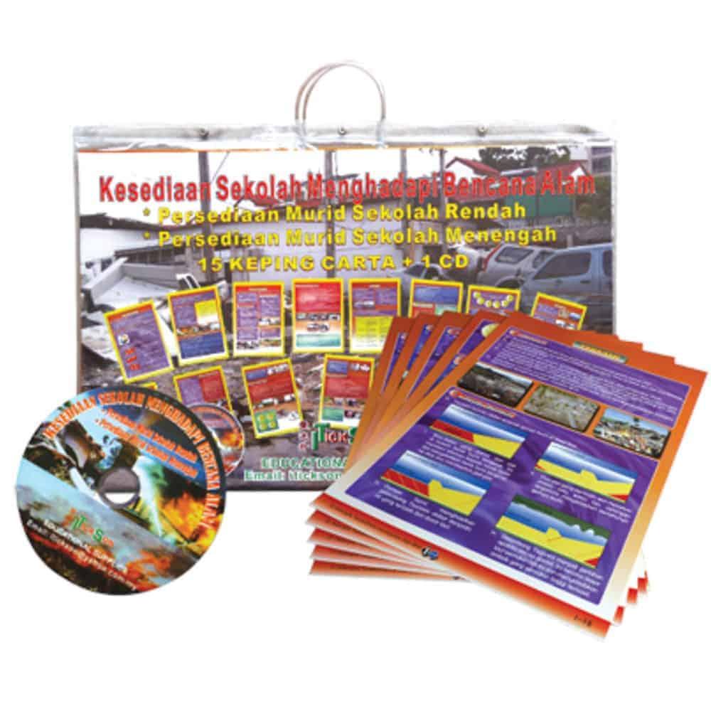 CARTA BENCANA ALAM - ITS Educational Supplies Sdn Bhd