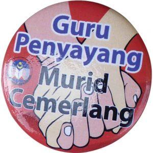 BADGE GURU PENYAYANG (GURU PENYAYANG MURID CEMERLANG) - ITS Educational Supplies Sdn Bhd