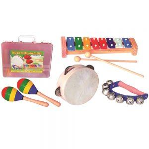 MUSIC INSTRUMENT SET (7 PCS) - ITS Educational Supplies Sdn Bhd