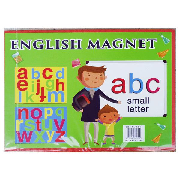 EVA MAGNETIK HURUF KECIL - ITS Educational Supplies Sdn Bhd