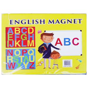 EVA MAGNETIK HURUF BESAR - ITS Educational Supplies Sdn Bhd