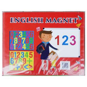 EVA MAGNETIK NOMBOR - ITS Educational Supplies Sdn Bhd