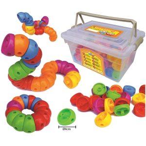 CIRCLE BUILDING BLOCKS - ITS Educational Supplies