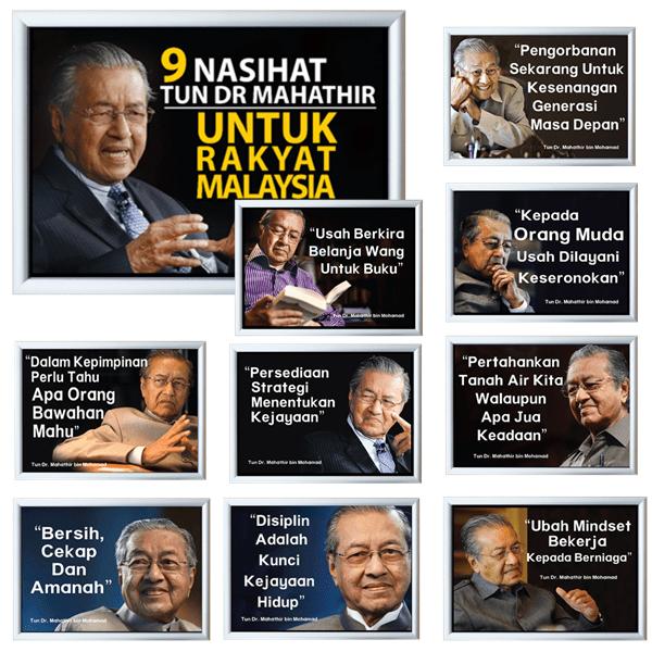 9 NASIHAT TUN DR MAHATHIR - ITS Educational Supplies Sdn Bhd