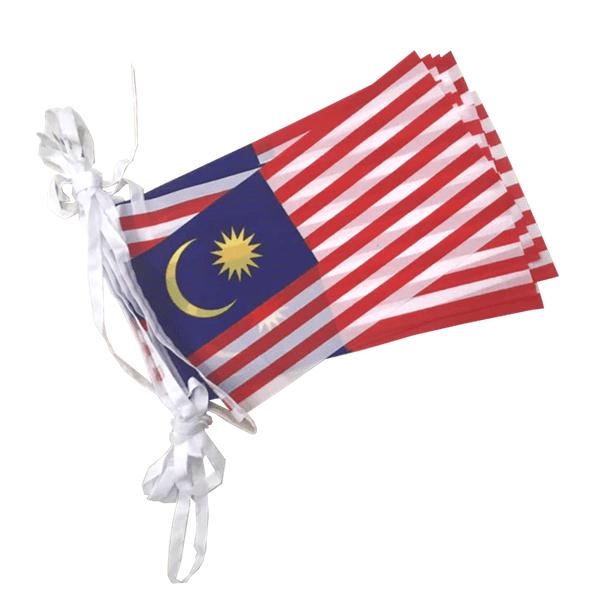 BENDERA MALAYSIA JENIS GANTUNG BERDERAT - ITS Educational Supplies Sdn Bhd