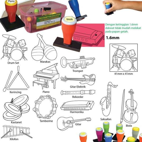 COP PERALATAN MUZIK MODEN - ITS Educational Supplies Sdn Bhd